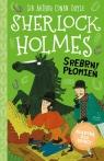 Sherlock Holmes. Srebrny Płomień