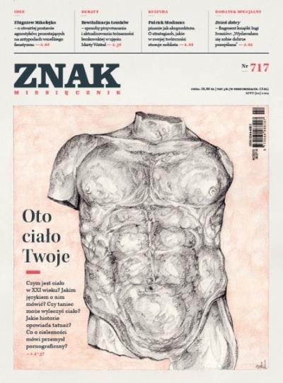 """Miesięcznik """"ZNAK"""", luty 2015, nr 717"""