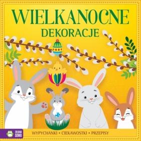 Wypychanki wielkanocne - Wielkanocne dekoracje