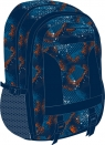 Plecak Zaokrąglony Szkolny Młodzieżowy Game Sky Street
