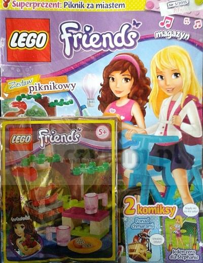 Lego Friends Magazyn Zestaw Piknikowy Praca Zbiorowa Media