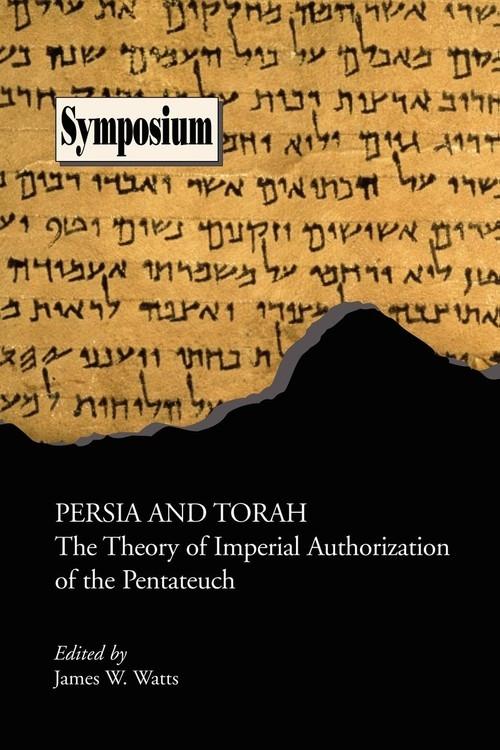 Persia and Torah