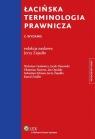 Łacińska terminologia prawnicza Nawrot Oktawian, Opolski Jan, Sykuna Sebastian