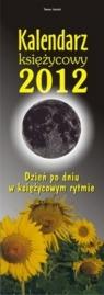Kalendarz księżycowy 2012
