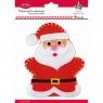 Ozdoba świąteczna Titanum Craft-Fun Series Mikołaj do samodzielnego złożenia (20616)