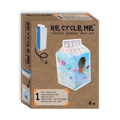 Re-Cycle-Me Mały Zestaw Domek