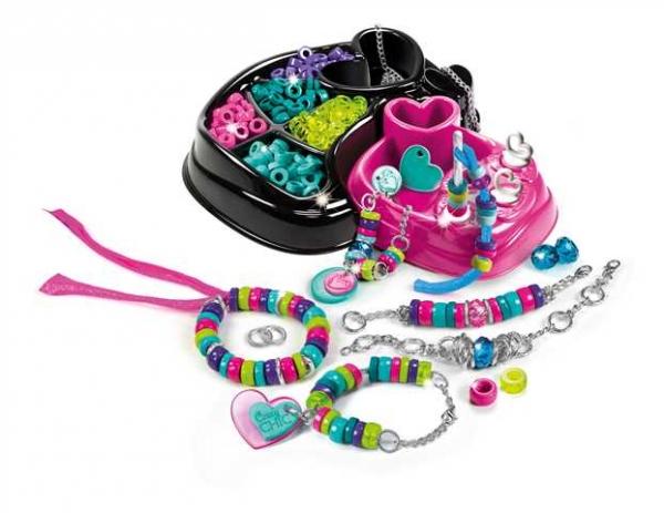Crazy Chic: Kolorowe bransoletki (78415)