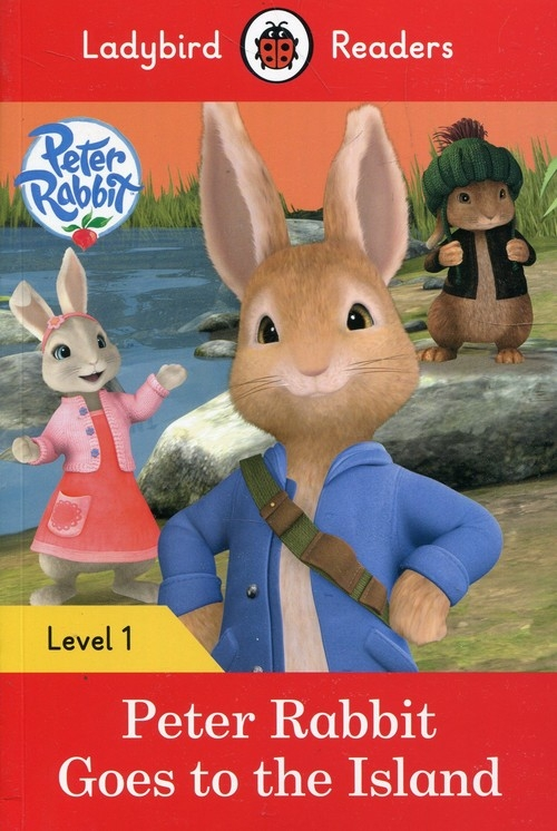 Peter Rabbit Goes to the Island Level 1