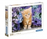 Puzzle 500: High Quality Collection - Ginger cat (30415)Wiek: 10+