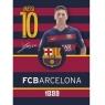 Zeszyt A5 16k trzy linie FC Barca Fan 4 1szt