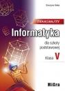 Informatyka SP 5 Teraz bajty Podr. w.2021 MIGRA Grażyna Koba