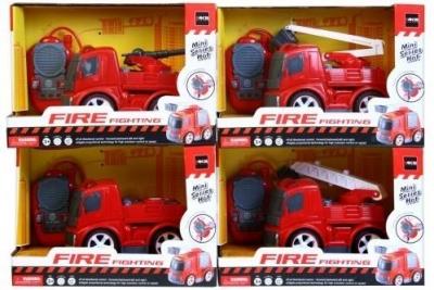 Auto ratunkowe zdalnie sterowane straż pożarna