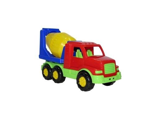 Maxik samochód-betoniarka mix