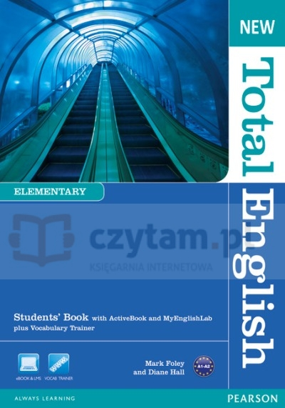 Total English NEW Elem SB with ActiveBook & MyLab Mark Foley, Diane Hall