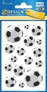 Naklejki dla dzieci - piłka nożna (53708)