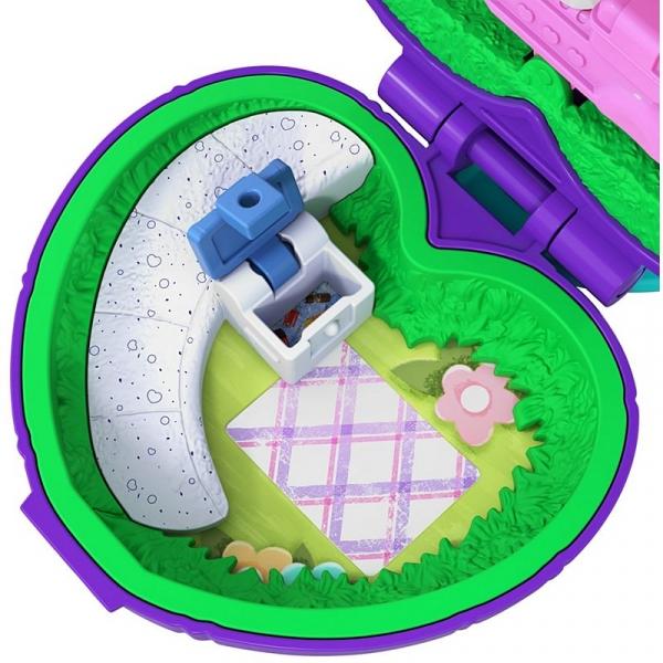 Polly Pocket: Piknik - zestaw kieszonkowy