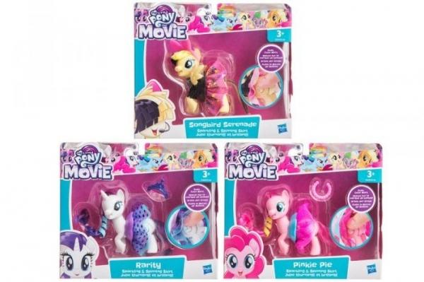 My Little Pony Kucyki w wirujących sukienkach (E0186P)