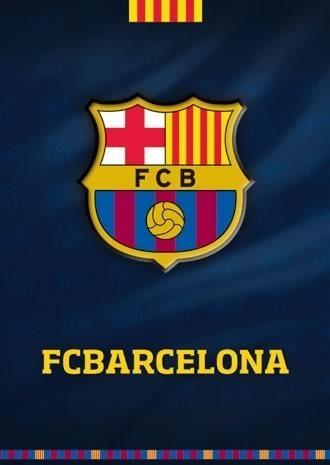 Zeszyt do słowek A6 FC Barcelona
