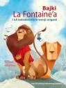 Bajki La Fontaine'a i ich bohaterowie w wersji origami oraz 40 arkuszy Gianassi Sara ilustr.