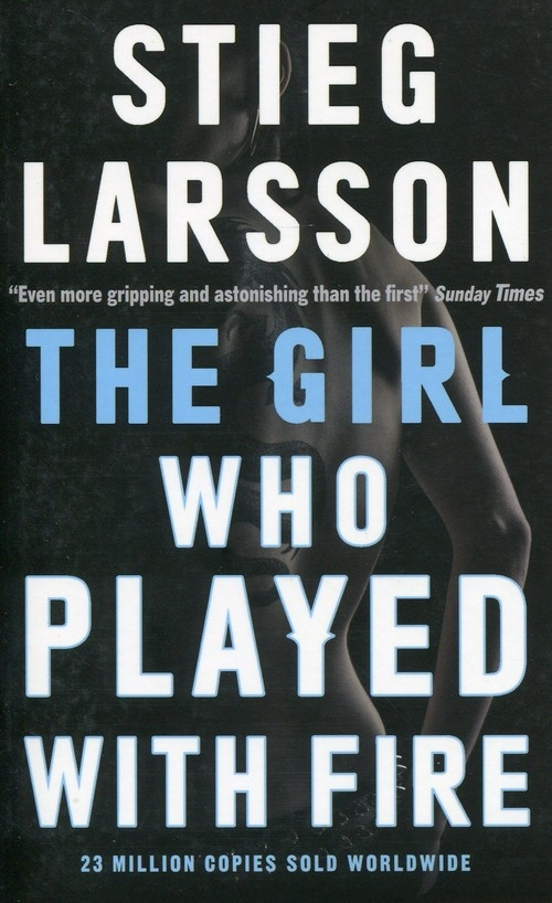 The Girl Who Played with Fire Larsson Stieg