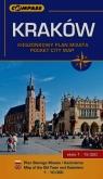 Kraków kieszonkowy plan miasta 1:15 000