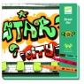 Zestaw artystyczny Graffiti Street Art (DJ08615)
