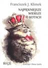 Najpiękniejsze wiersze o kotach