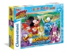 Puzzle 104 Super Color Maxi Mickey and the Roadster Racers