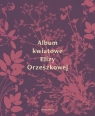 Album kwiatowe Elizy Orzeszkowej Orzeszkowa Eliza