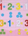 Matematyka Puzzle Cyfry 1-3