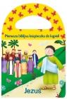 Pierwsza biblijna książeczka do kąpieli Jezus
