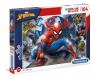 Clementoni, Puzzle SuperColor 104: Spider-Man (27116)