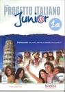 Progetto Italiano Junior 1A 7 Podęcznik + CD T. Marin