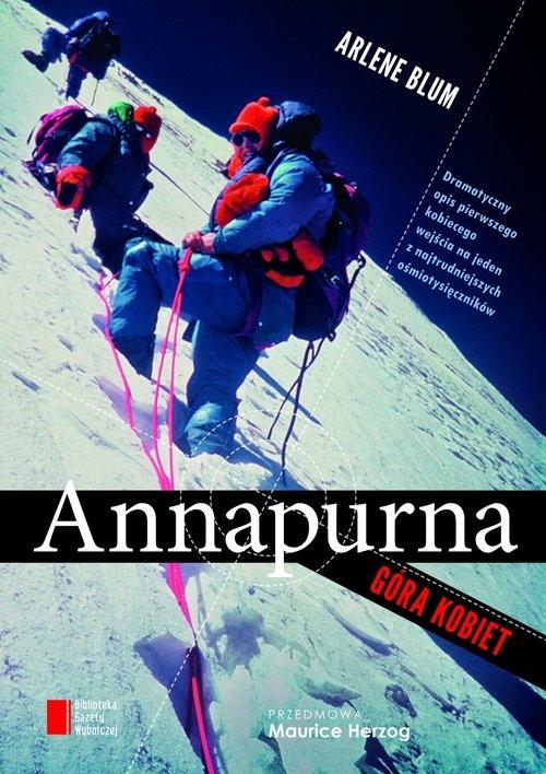 Annapurna Góra kobiet Blum Arlene