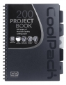 Coolpack - Project Book - Kołobrulion A4 Grey (94160CP)
