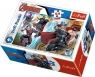 Puzzle mini 54: Bohaterowie The Avengers 4 TREFL