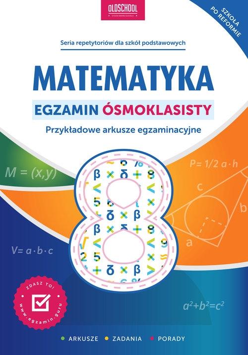 Matematyka Egzamin ósmoklasisty Konstantynowicz Adam