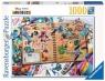 Puzzle 1000: Disney Pixar Scrapbook (19816)