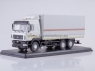 MAZ-6312 Flatbed Truck with Tent (facelift) MCS (SSM1216)