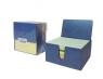 Karteczki biurowe w pudełku