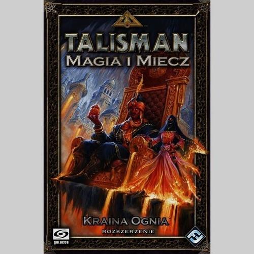 Talisman Magia i Miecz Kraina Ognia (0161) Bailey Samuel W.