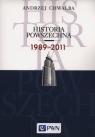 Historia powszechna 1989-2011