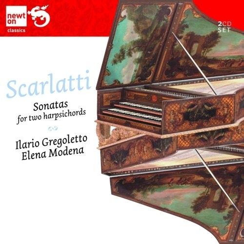 SONATAS FOR TWO HARPSICHO SCARLATTI, D.