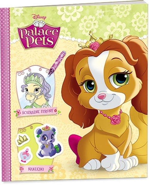 Palace Pets Kolorowanka