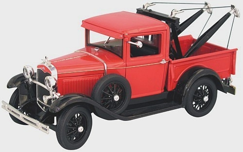 1931 Ford Model A Tow Truck