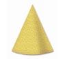 Czapka party Godan papierowa złota - złota (PF-CPZL4)