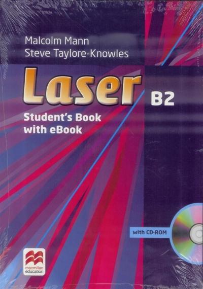 Laser 3rd Edition B2 SB + CD-ROM + ebook Steve Taylore-Knowles, Malcolm Mann