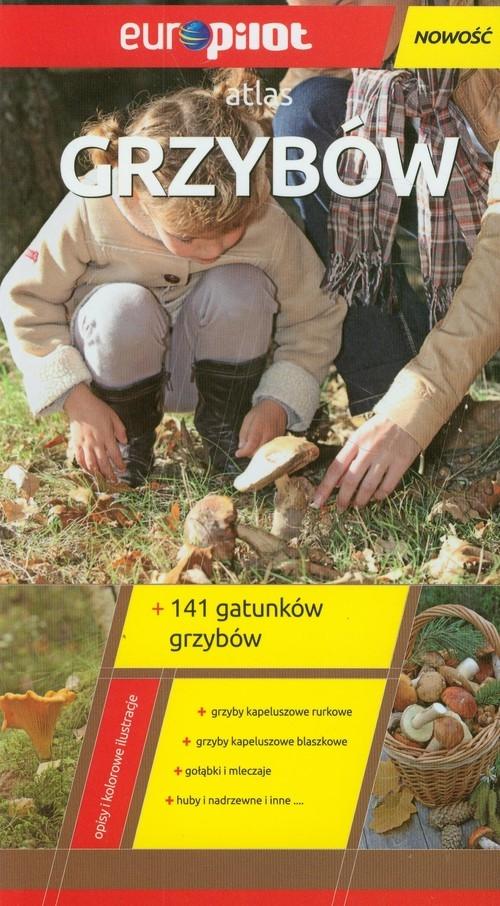 Atlas grzybów Snowarski Marek