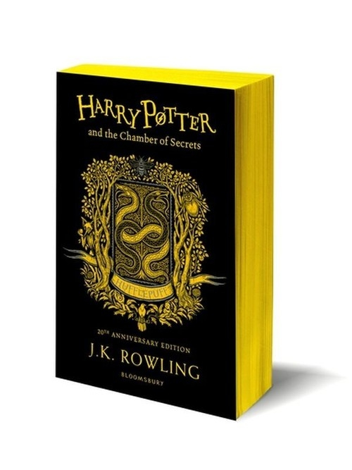 Harry Potter and the Chamber of Secrets. Hufflepuff Edition Rowling J.K.