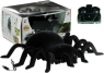 Interaktywny duży pająk zdalnie sterowany